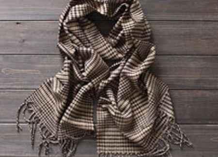 常州绵羊绒围巾