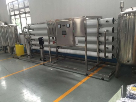 药厂用超纯水设备
