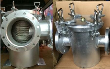 船用海水滤器/船用不锈钢/青铜海水滤器CB/T497-94