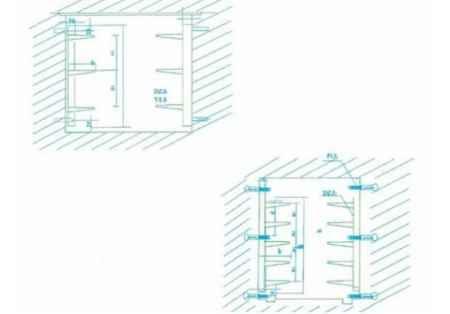钢制电缆支架