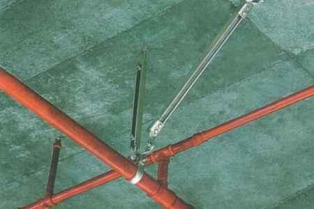 泰州抗震支吊架 抗震支吊架生产厂家